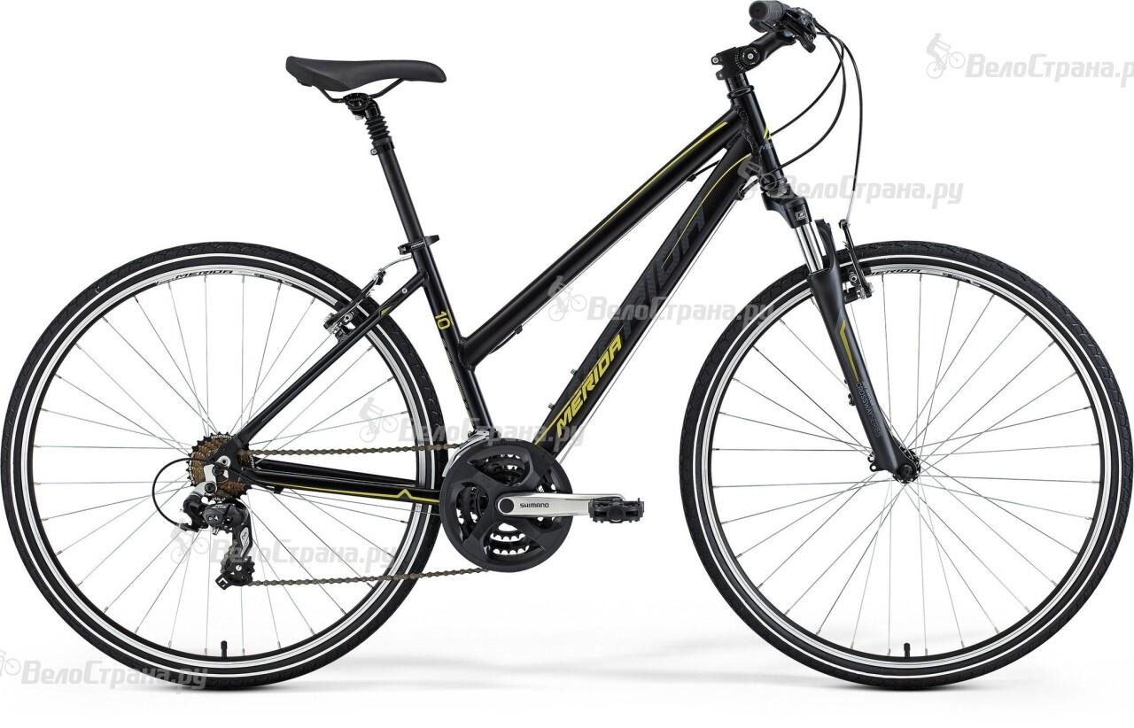 Велосипед Merida CROSSWAY 10-V LADY (2015) велосипед merida crossway urban 20 md lady 2017
