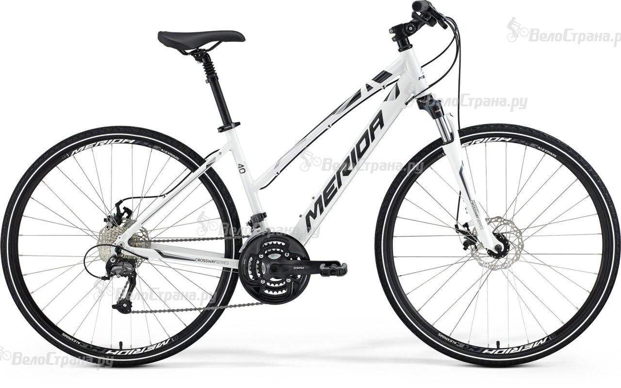 Велосипед Merida CROSSWAY 40-MD LADY (2015) spine lady 357 40