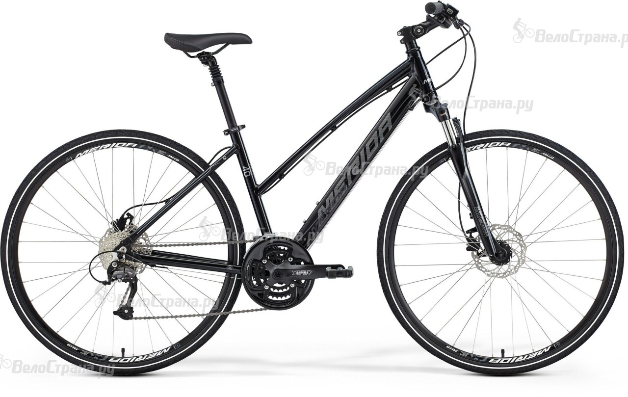 Велосипед Merida CROSSWAY 40-D LADY (2015)