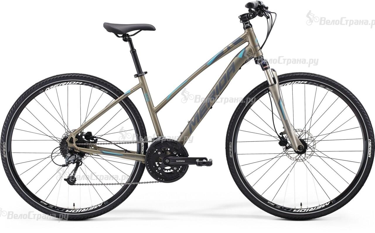 Велосипед Merida CROSSWAY 300 LADY (2015) велосипед merida big seven 100 2015