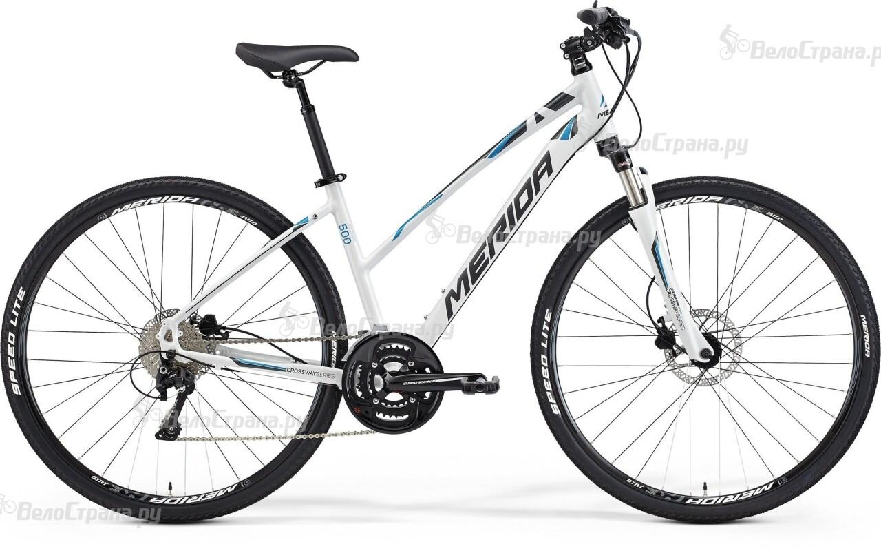 Велосипед Merida CROSSWAY 500 Lady (2015) светильник quelle quelle 697204