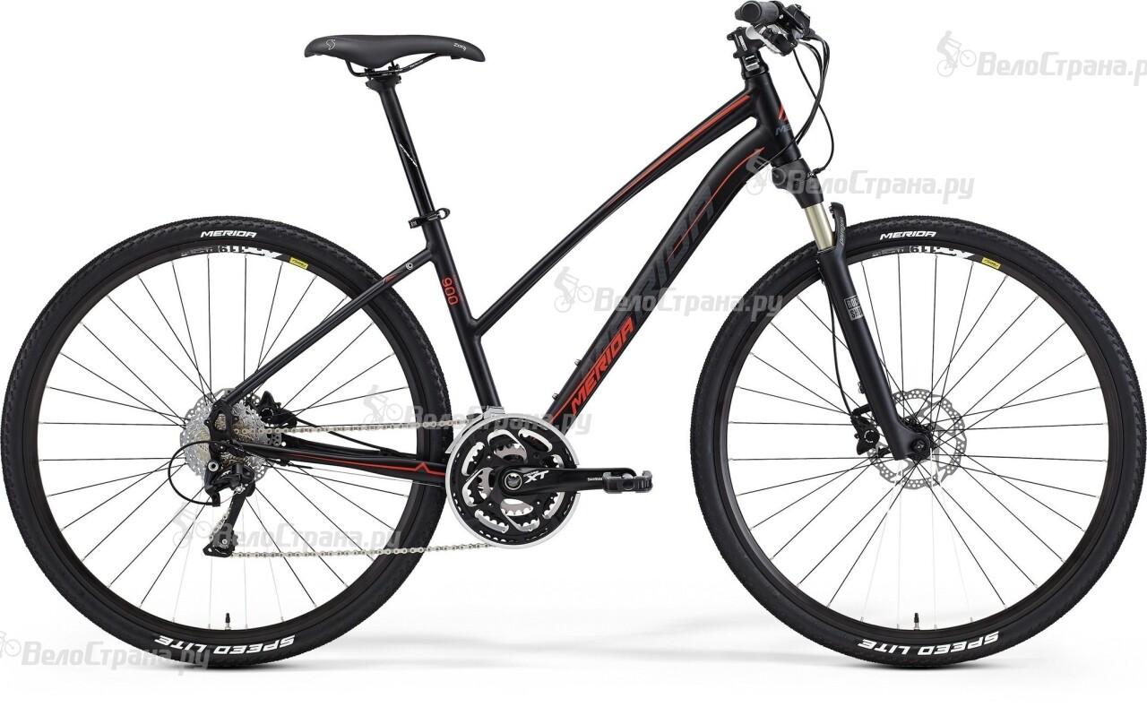 Велосипед Merida CROSSWAY 900 LADY (2015)