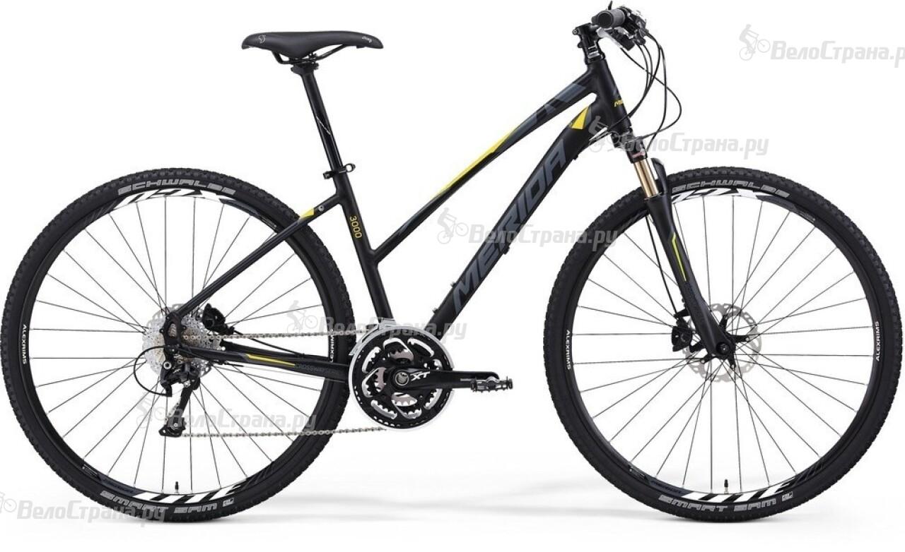 Велосипед Merida Crossway 3000 Lady (2014)