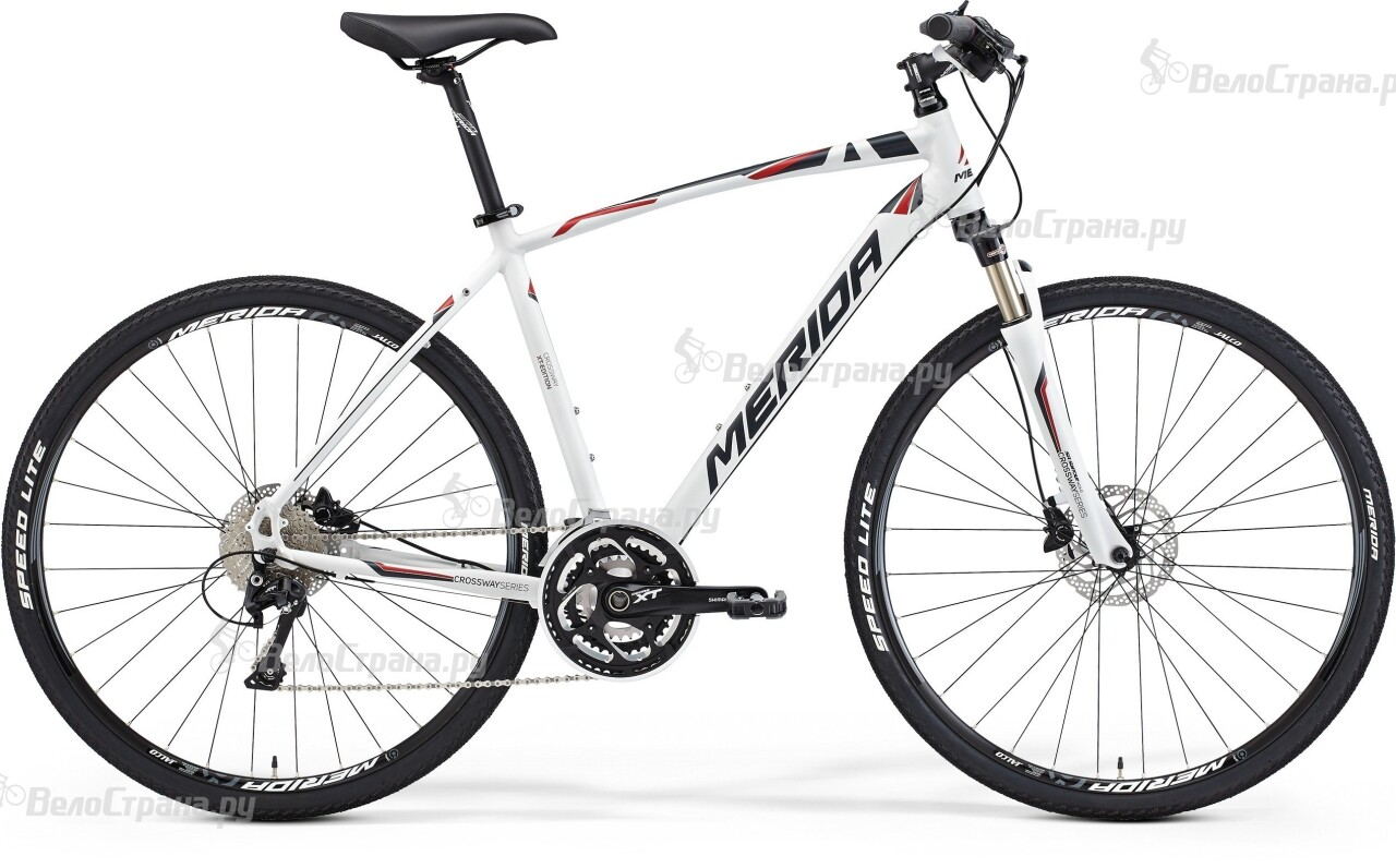 Велосипед Merida CROSSWAY XT-EDITION (2015) велосипед merida big seven xt edition juliet 2015