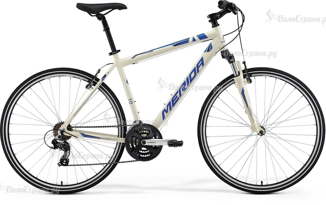 Велосипед Merida CROSSWAY 10 (2015) велосипед merida big seven 100 2015