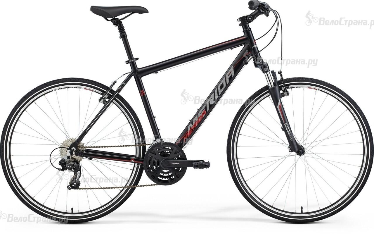Велосипед Merida CROSSWAY 15-V (2015) велосипед merida big seven 100 2015