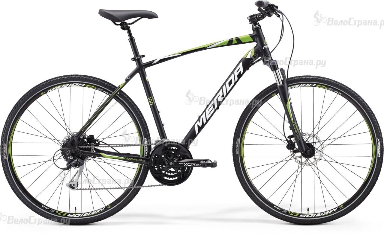 Велосипед Merida CROSSWAY 100 (2015)