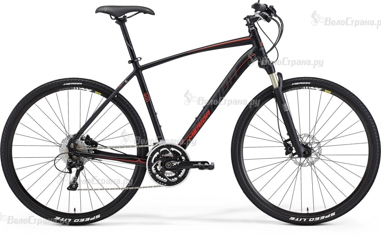 Велосипед Merida CROSSWAY 900 (2015)