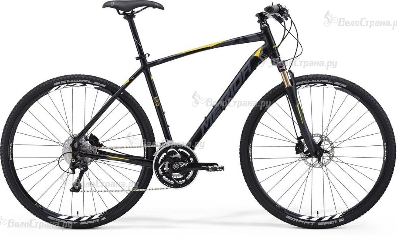 Велосипед Merida Crossway 3000 (2014)