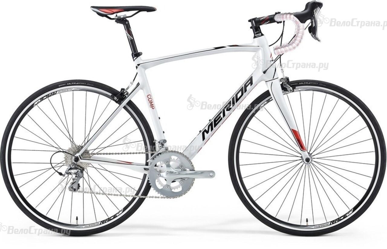 Велосипед Merida Ride CF 93 (2014)