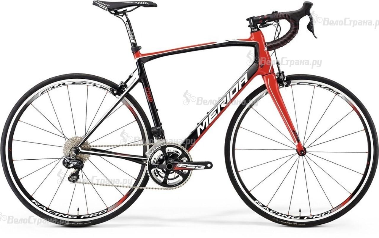 Велосипед Merida Ride CF 95-E (2014) велосипед merida big seven cf team 2014