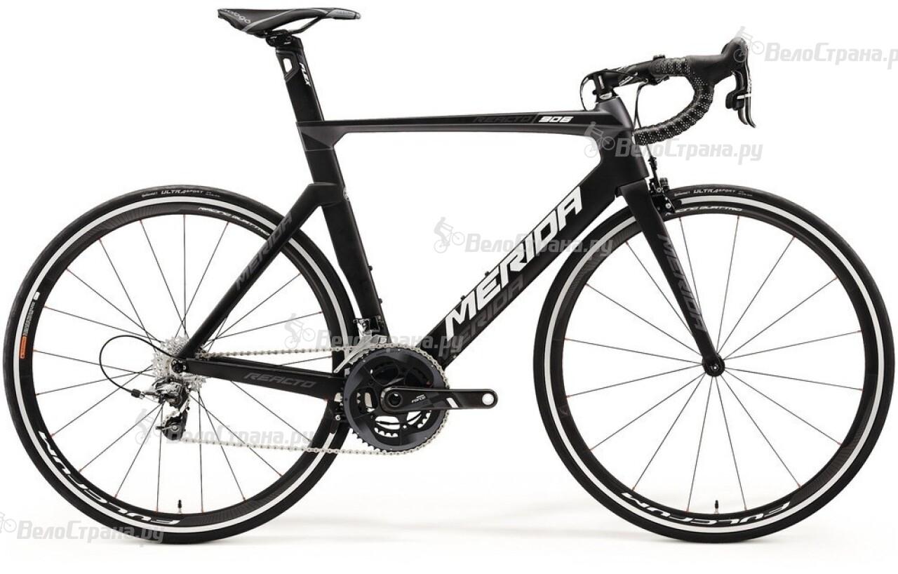 Велосипед Merida Reacto CF 906-S (2014)  велосипед merida big seven cf team 2014