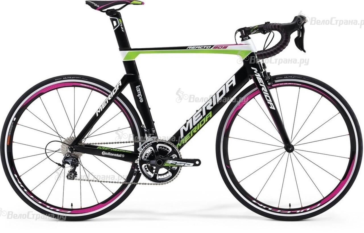 Велосипед Merida Reacto CF 905 (2014)  велосипед merida big seven cf team 2014