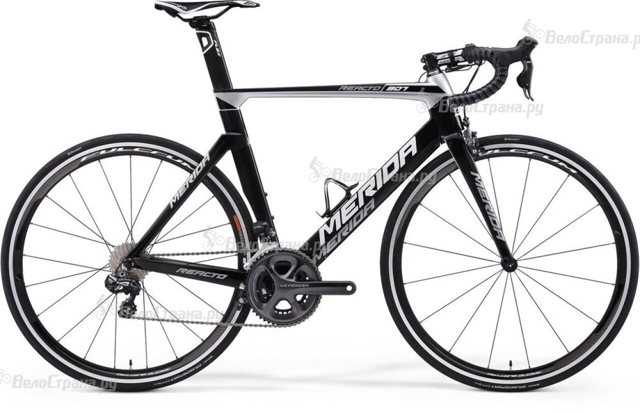 Велосипед Merida Reacto CF 907-E (2014)