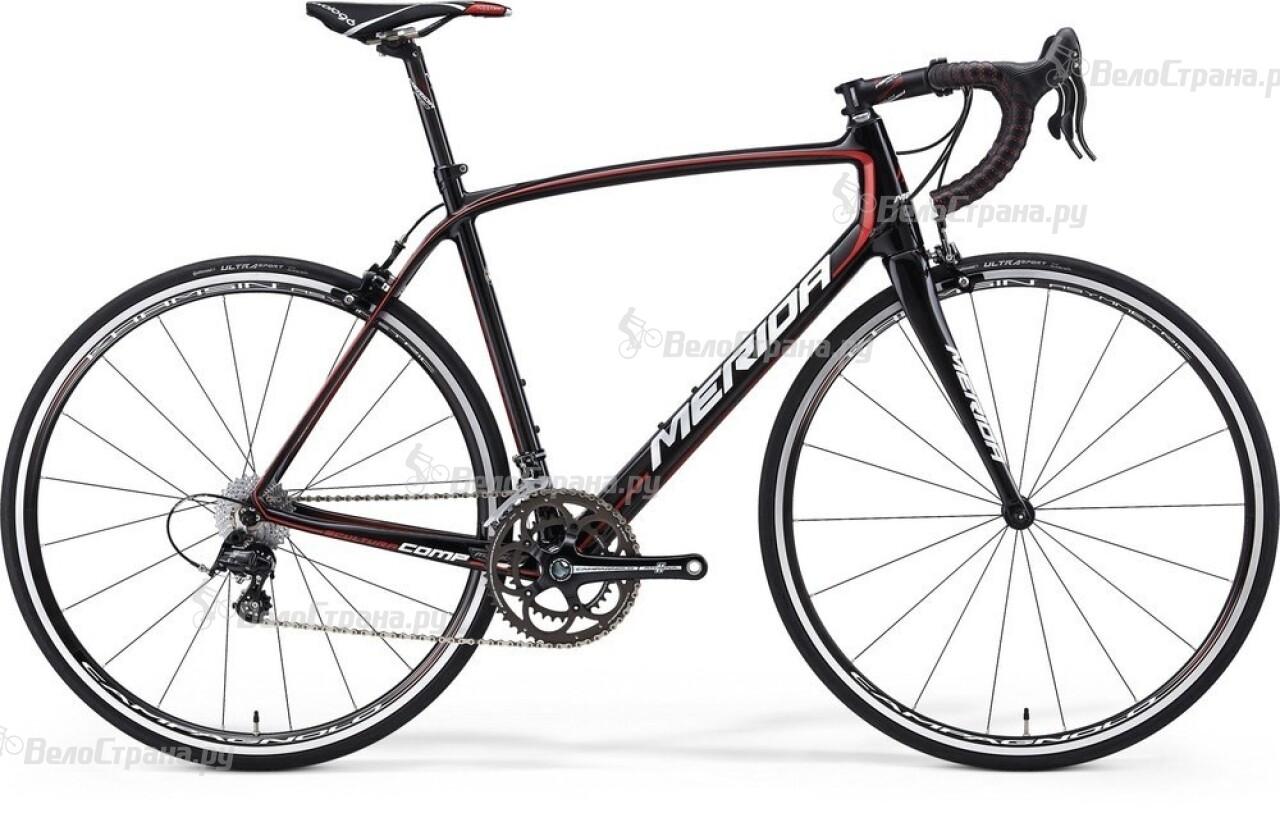 Велосипед Merida Scultura CF 906-C (2014)