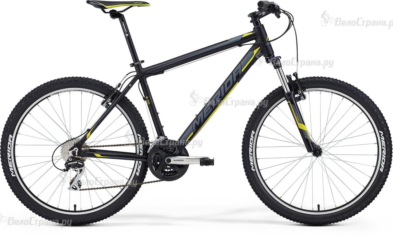 Велосипед Merida MATTS 6. 20-V (2015)