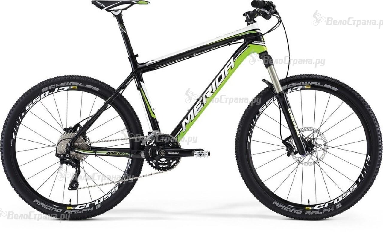 Велосипед Merida O.Nine CF 1000 (2014) manitou marvel comp 29
