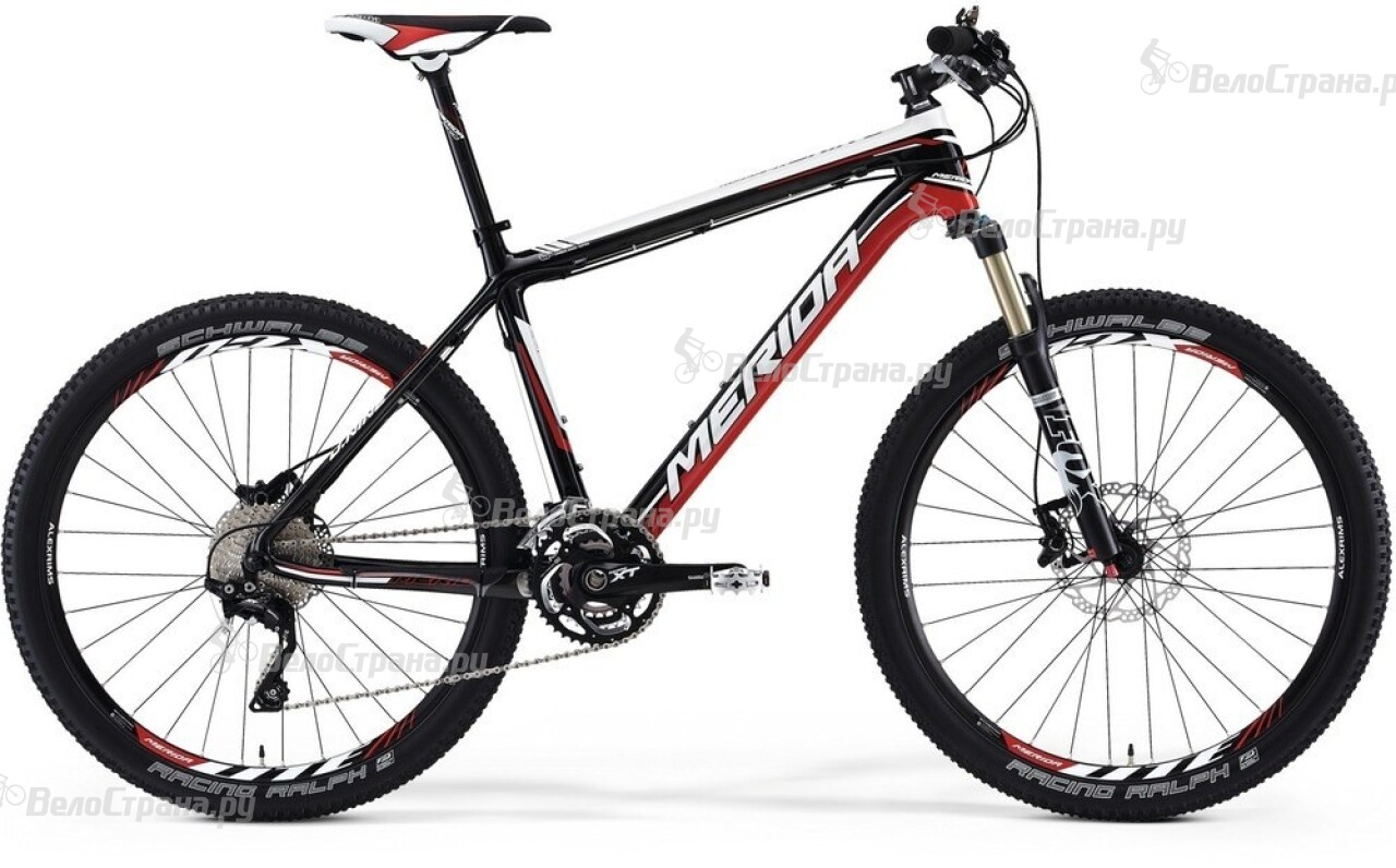 Велосипед Merida O.Nine CF XT-Edition (2014)
