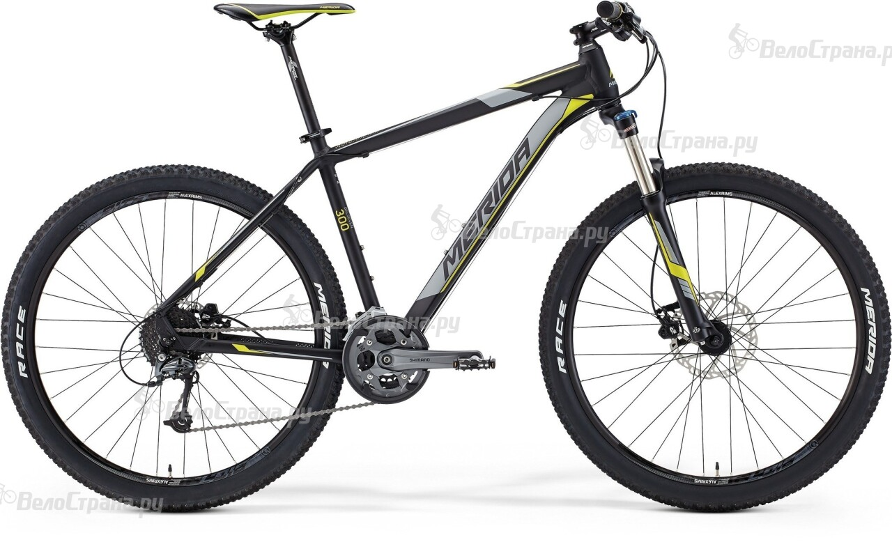 Велосипед Merida BIG.SEVEN 300 (2015)