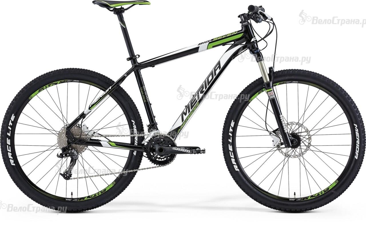 Велосипед Merida BIG.SEVEN TEAM ISSUE (2015) велосипед merida big seven 100 2015