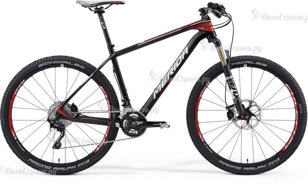 Велосипед Merida Big.Seven CF 3000 (2014)