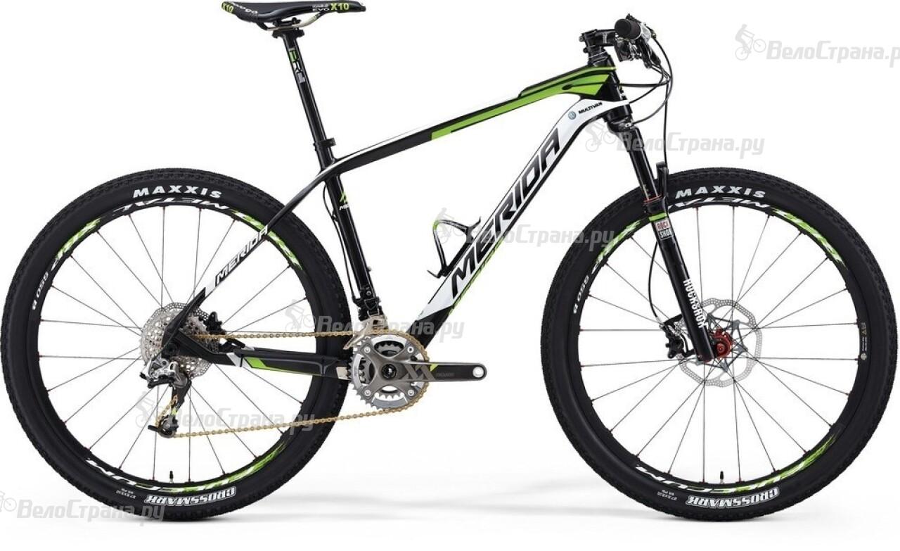 Велосипед Merida Big.Seven CF Team (2014)