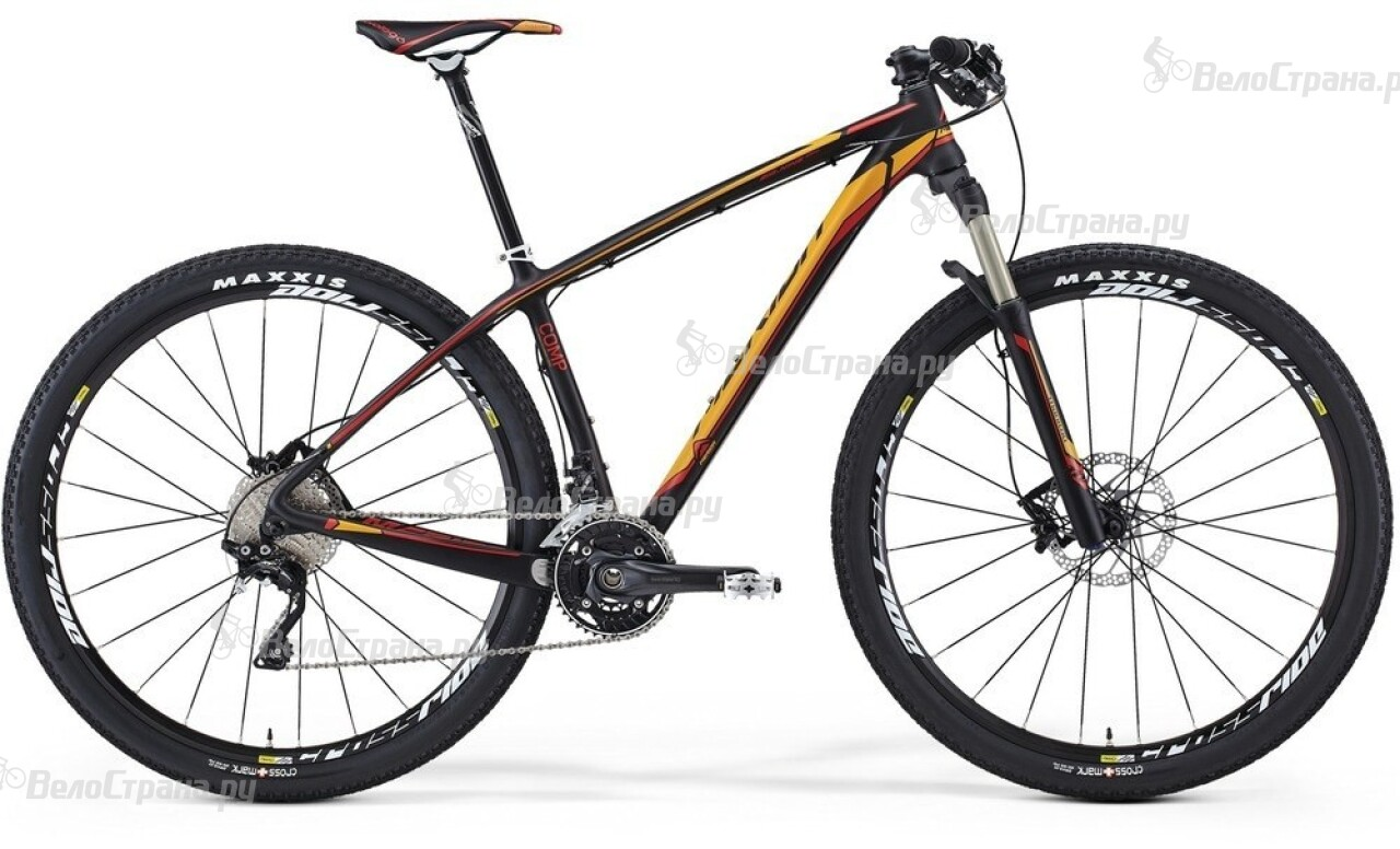 Велосипед Merida Big.Nine CF 1000 (2014)