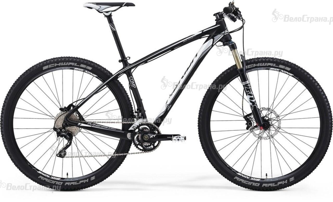 Велосипед Merida Big.Nine CF XT-Edition (2014)