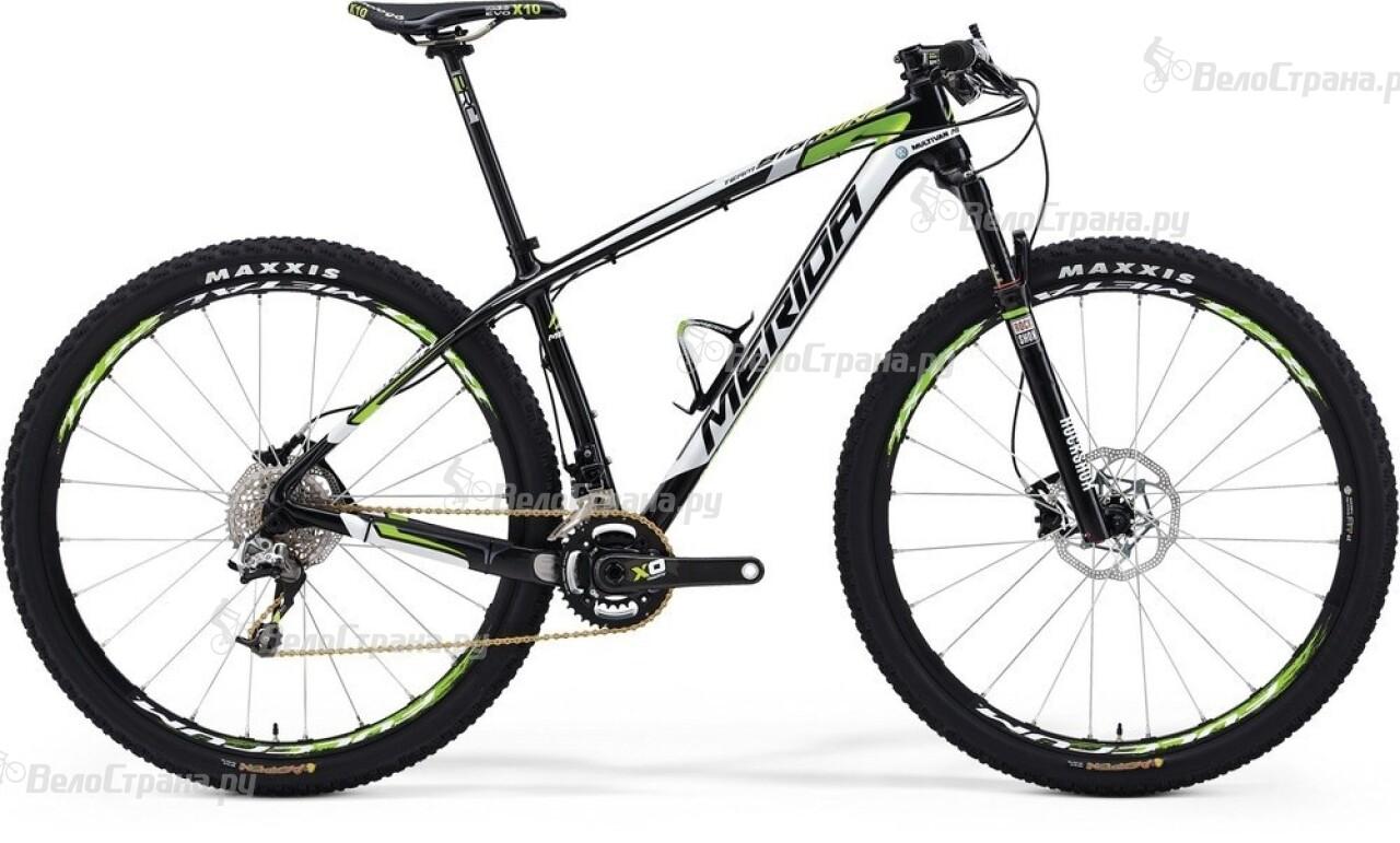 Велосипед Merida Big.Nine CF Team (2014)
