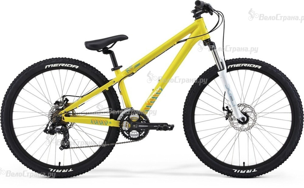 Велосипед Merida Hardy 6 (2014) цены онлайн