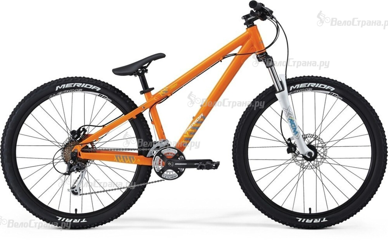Велосипед Merida Hardy 4 (2014) цены онлайн