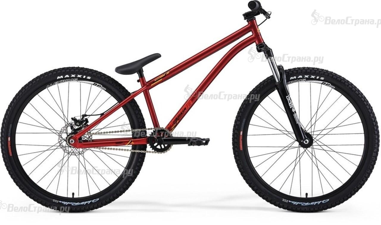 Велосипед Merida Hardy Pro Steel 3 (2014)