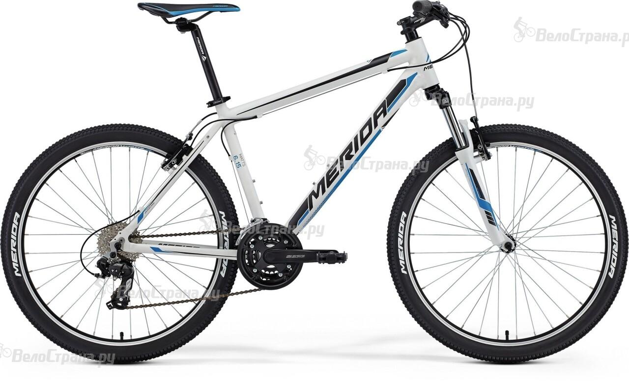 Велосипед Merida MATTS 6. 15 (2015)