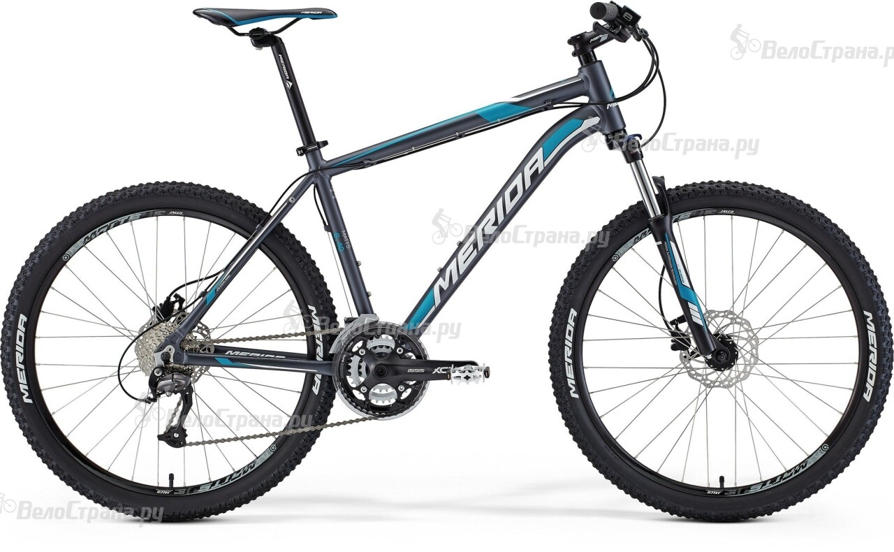 все цены на Велосипед Merida MATTS 6. 40-D (2015) онлайн