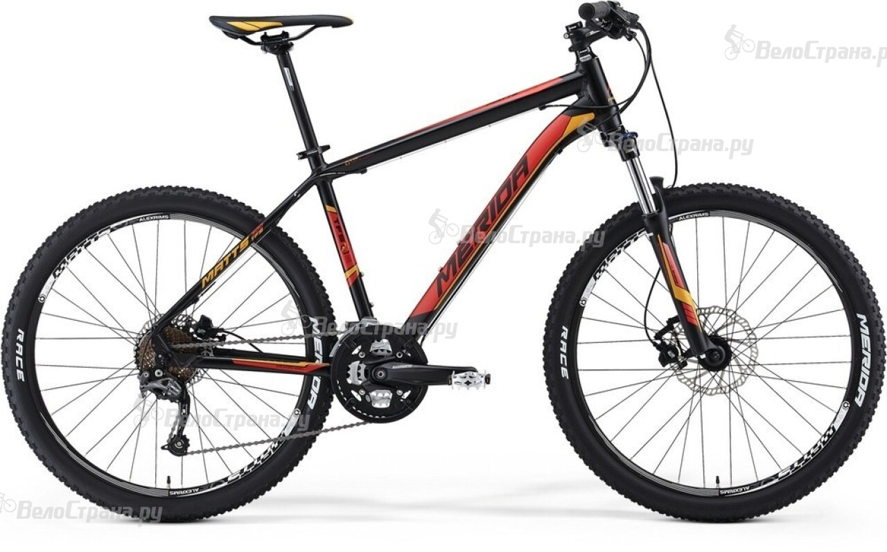 Велосипед Merida Matts 300 (2014) merida matts 40 v 2013