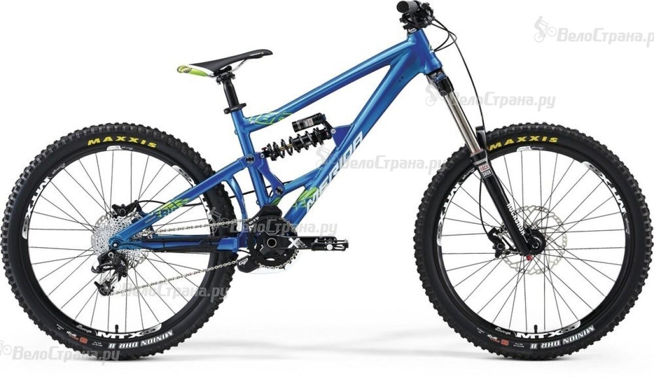 Велосипед Merida Freddy 3 (2014) флягодержатель merida cl 013