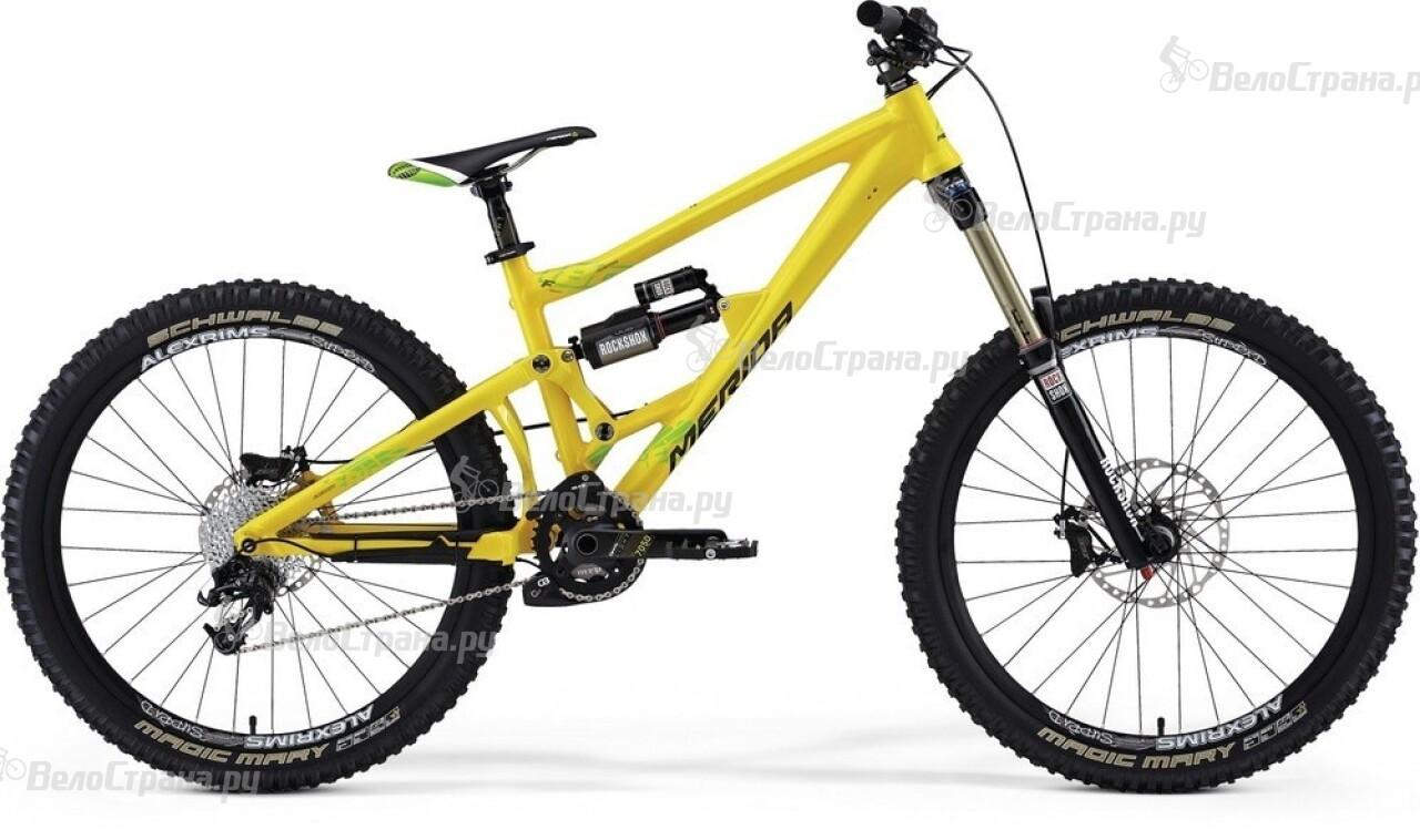 Велосипед Merida Freddy 1 (2014) флягодержатель merida cl 013