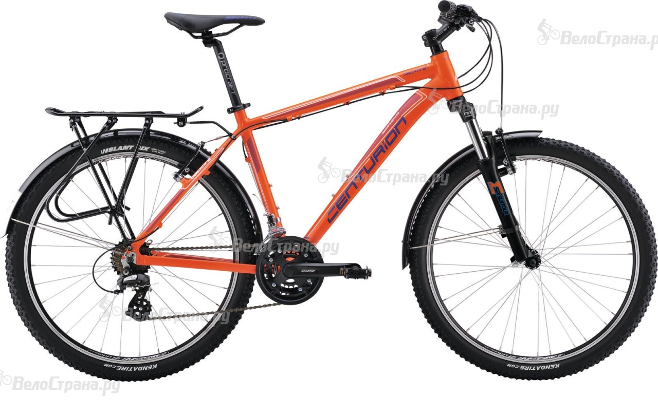 Велосипед Centurion Backfire 20.26 EQ (2016) цена и фото
