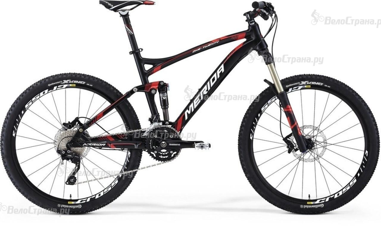 Велосипед Merida One-Twenty 1000 (2014) manitou marvel comp 29