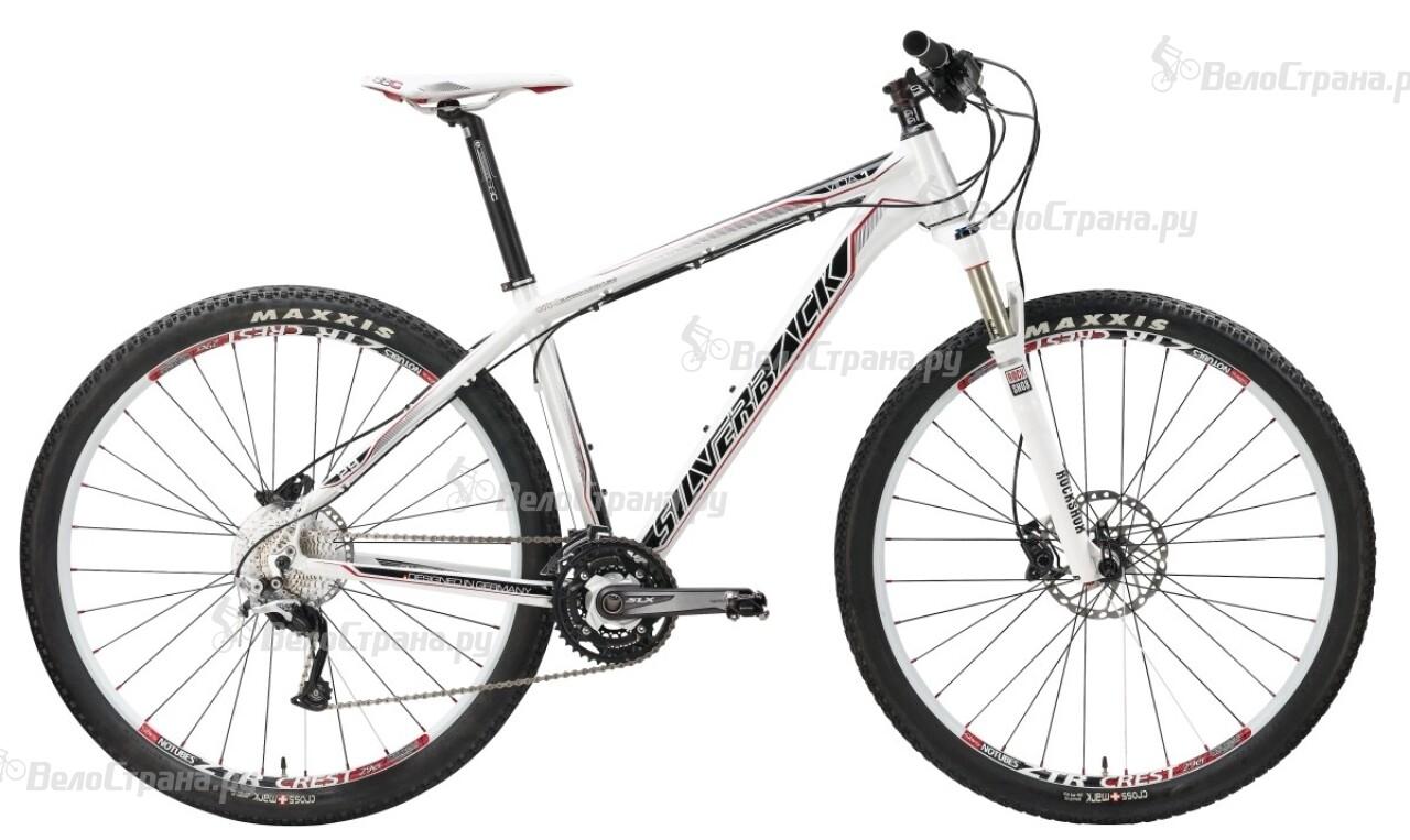 Велосипед Silverback Vida 1 (2013) велосипед silverback vida 4 2013