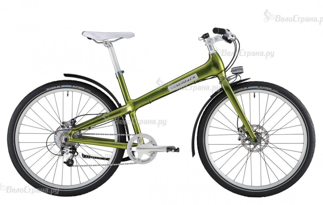 Велосипед Silverback Starke 1 (2013) велосипед silverback starke 2 2014