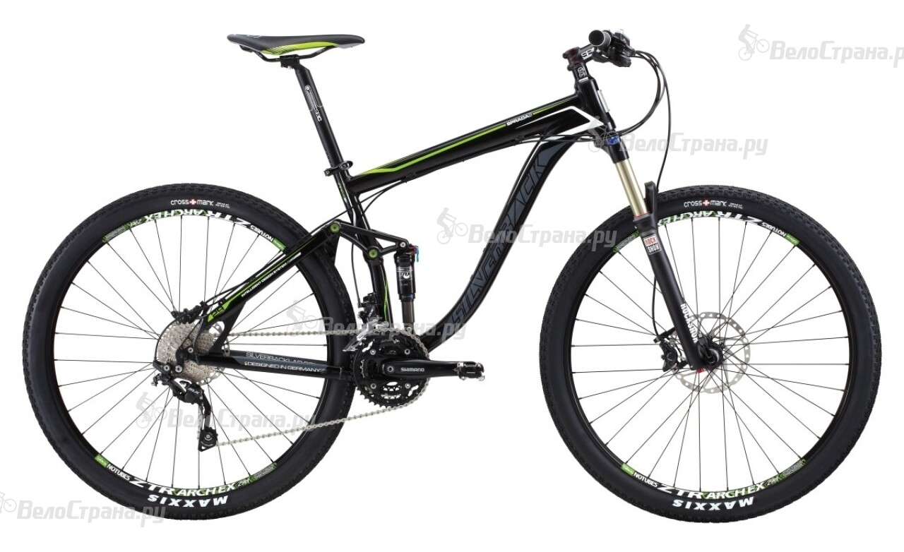 Велосипед Silverback Sprada 2 (2013) велосипед silverback vida 4 2013
