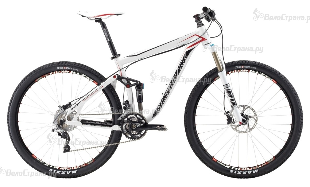 Велосипед Silverback Sprada 1 (2013) велосипед silverback vida 4 2013