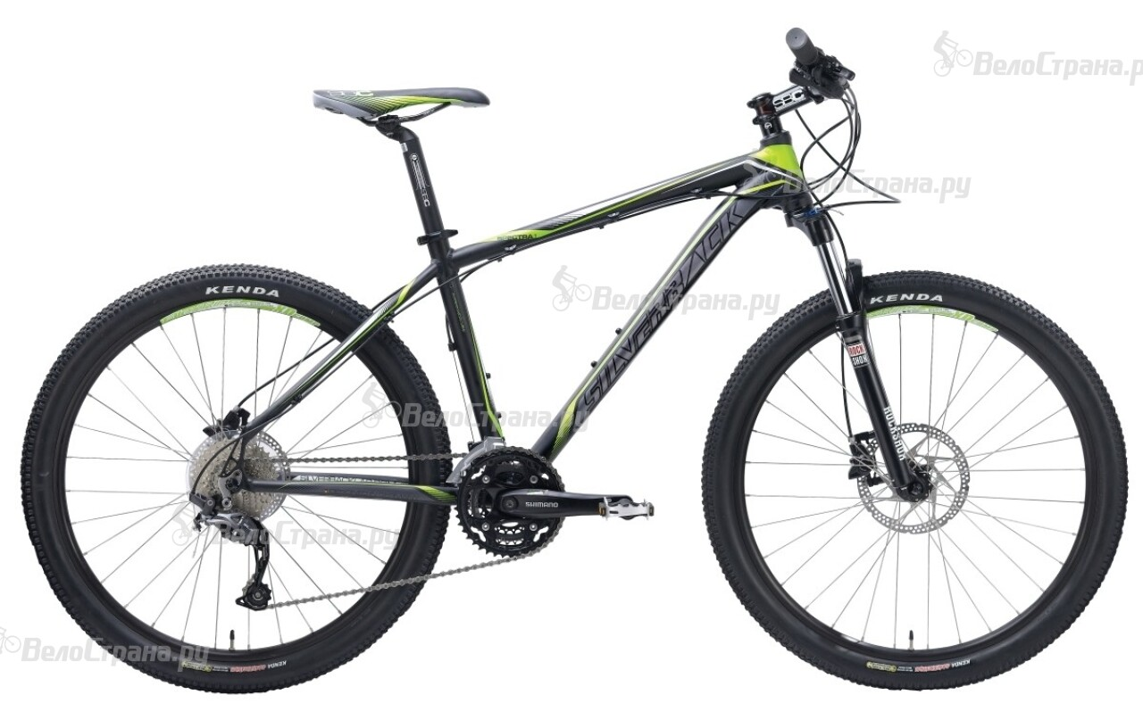 Велосипед Silverback Spectra 1 (2013) велосипед silverback vida 4 2013