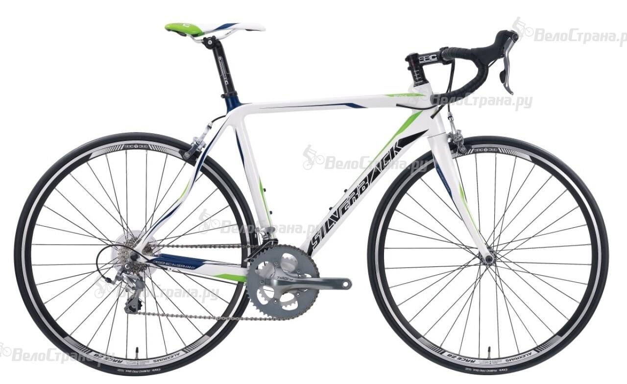 Велосипед Silverback Space 3 (2013) silverback scala 3 2017
