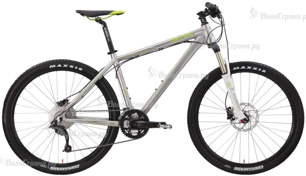 Велосипед Silverback Slade 3 (2013) silverback scala 3 2017