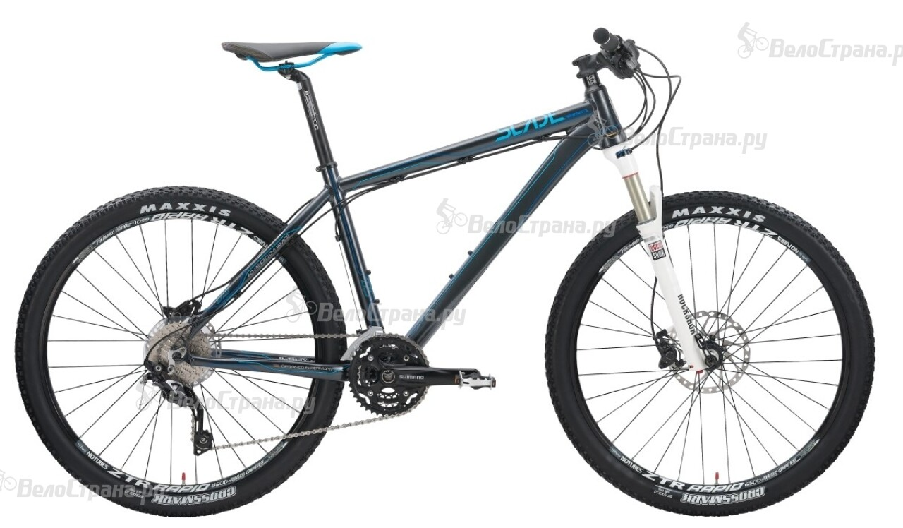 Велосипед Silverback Slade 2 (2013) блесна akara lite spin coin