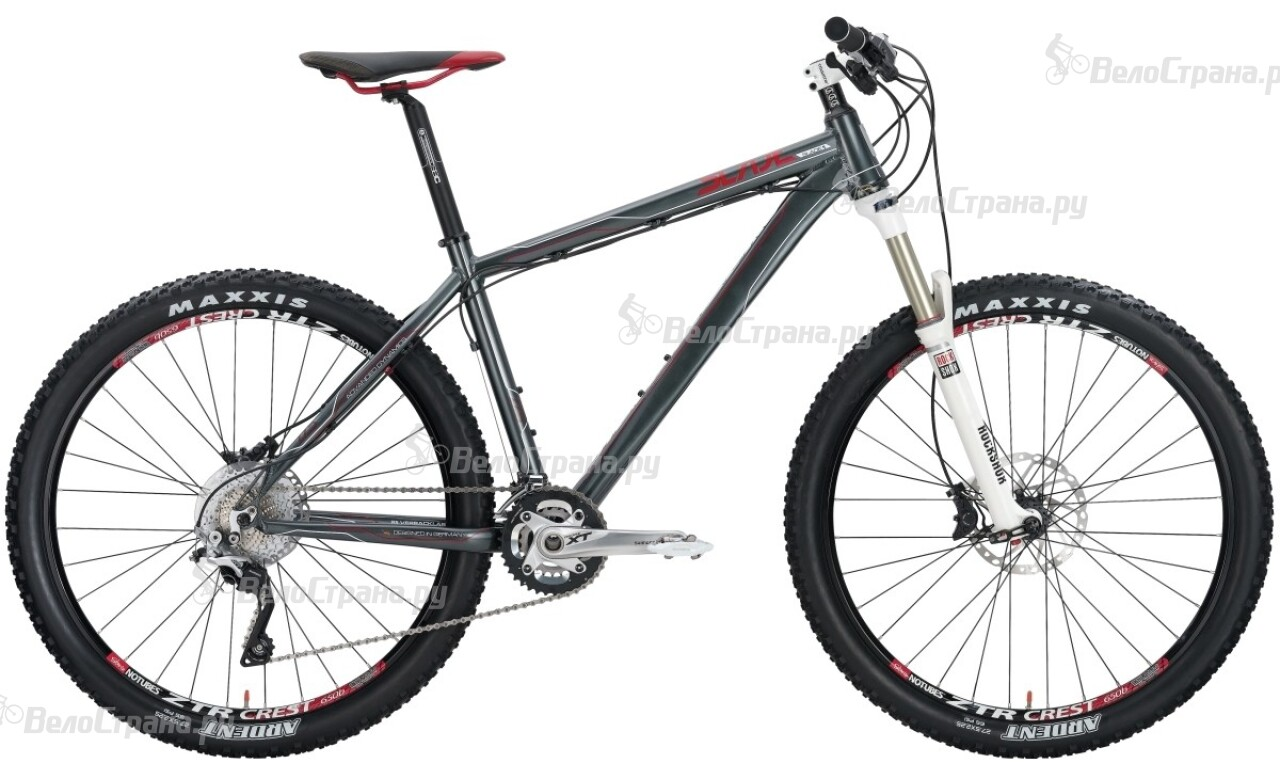 Велосипед Silverback Slade 1 (2013) велосипед silverback vida 4 2013