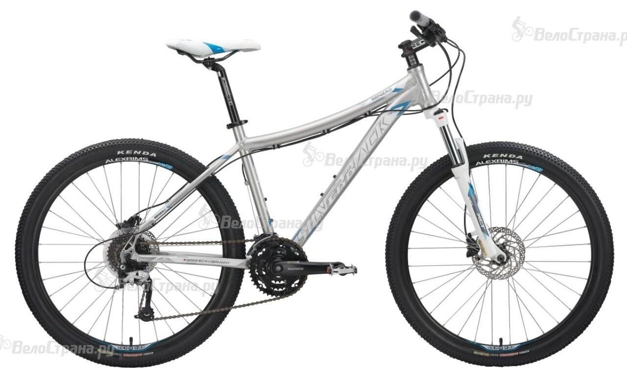 Велосипед Silverback Senza 2 (2013) велосипед silverback vida 4 2013