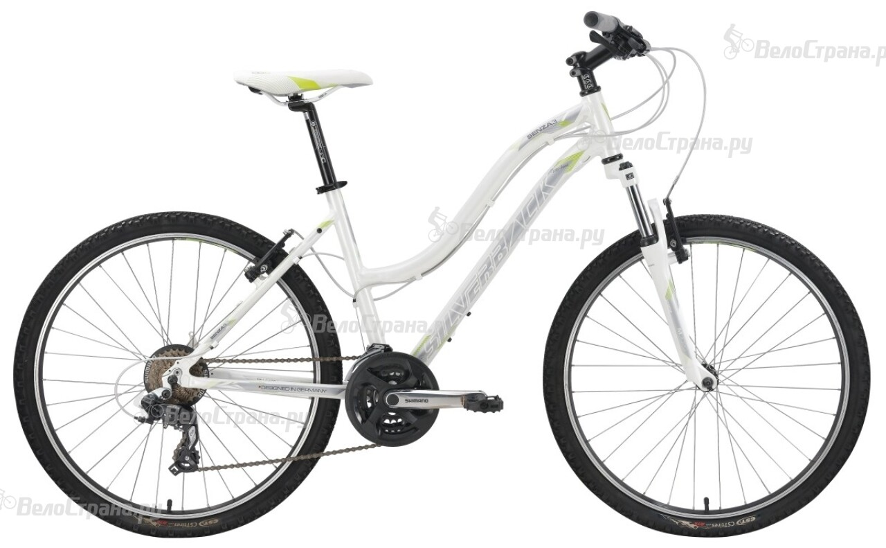 Велосипед Silverback Senza 3 (2013) silverback senza 16